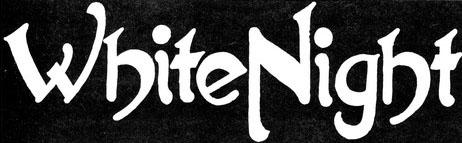White Night - Logo