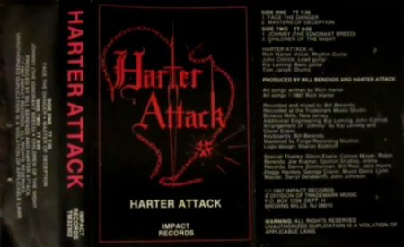 Harter Attack - Demo 1987