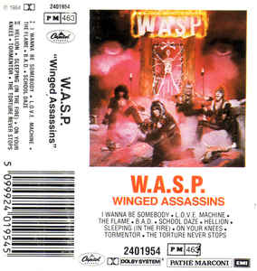 W.A.S.P. - Winged Assassins