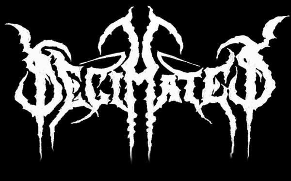 Decimated - Logo