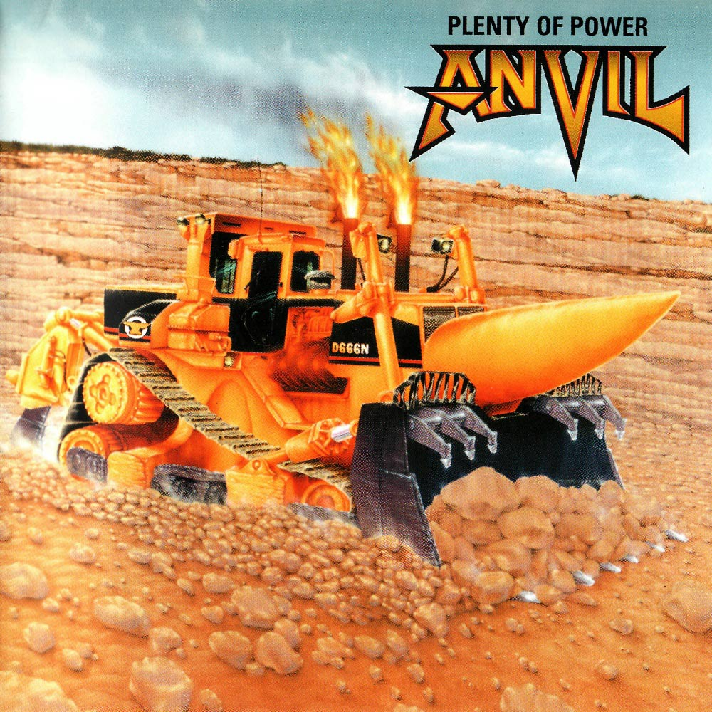 Anvil — Plenty of Power (2001)