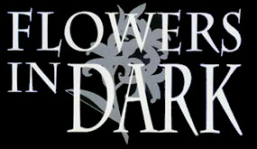 Flowers in Dark - Logo