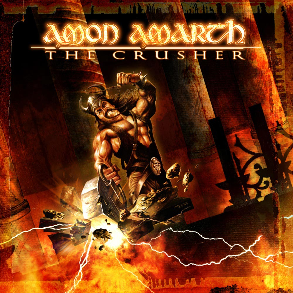 The Crusher cover (Click to see larger picture)