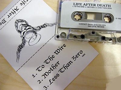 Life After Death - Demo '92