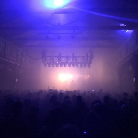 Sunn O))) - 2017.03.17, Knockdown Center, Maspeth, NY, USA