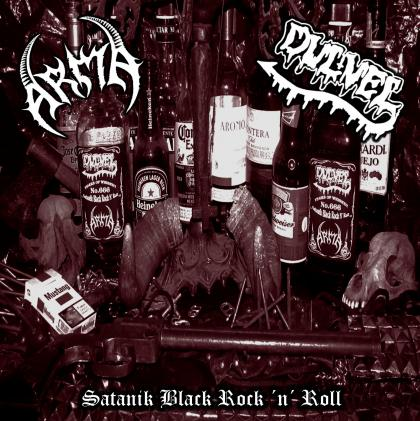 Dulvel / Arma - Satanik Black Rock 'n' Roll