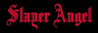 Slayer Angel - Logo
