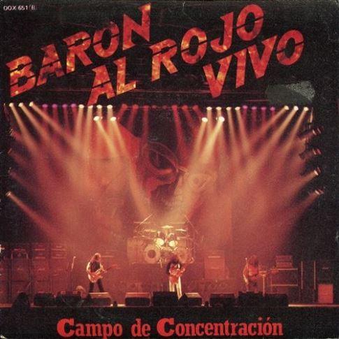 Barón Rojo - Campo de concentración