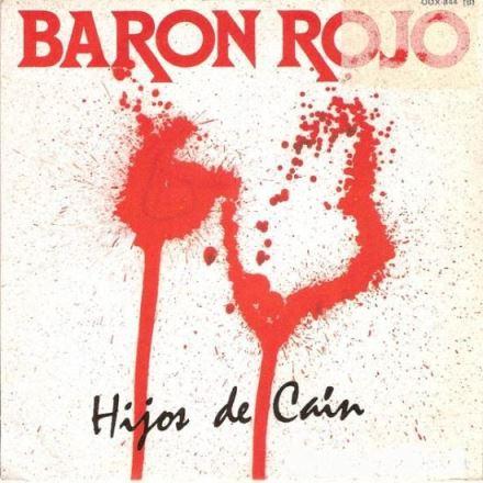 Barón Rojo - Hijos de Caín