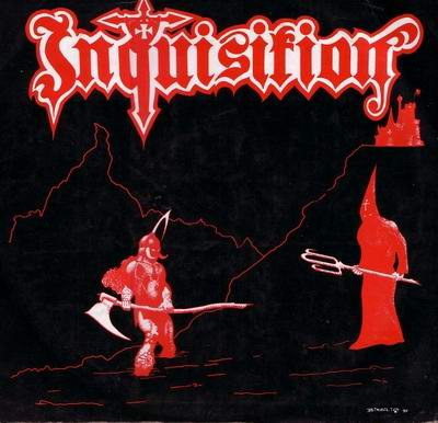 Inquisition - Anxious Death