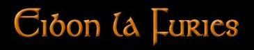 Eibon la Furies - Logo
