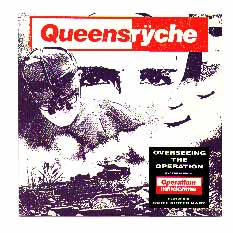 Queensrÿche - Overseeing the Operation
