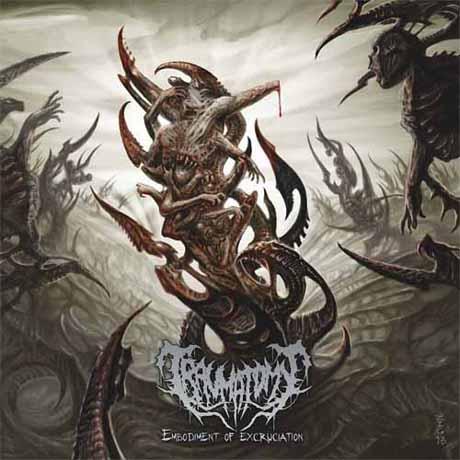 Traumatomy - Embodiment of Excruciation