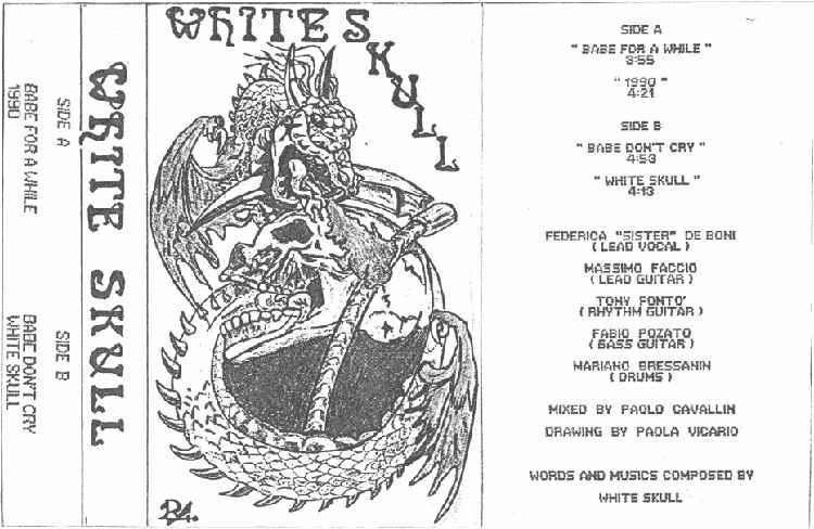 White Skull - White Skull