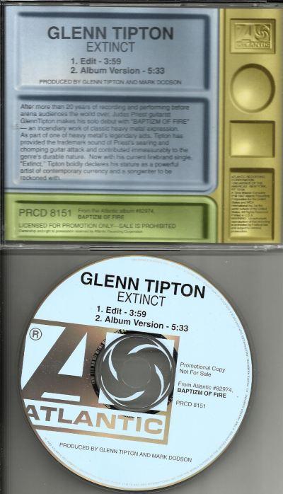 Glenn Tipton - Extinct