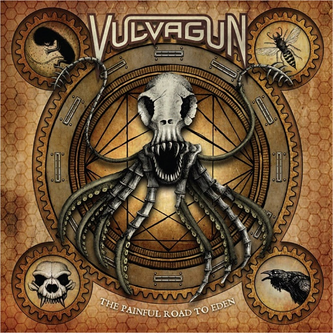 Vulvagun - The Painful Road to Eden