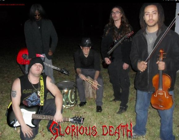 Glorious Death - Photo