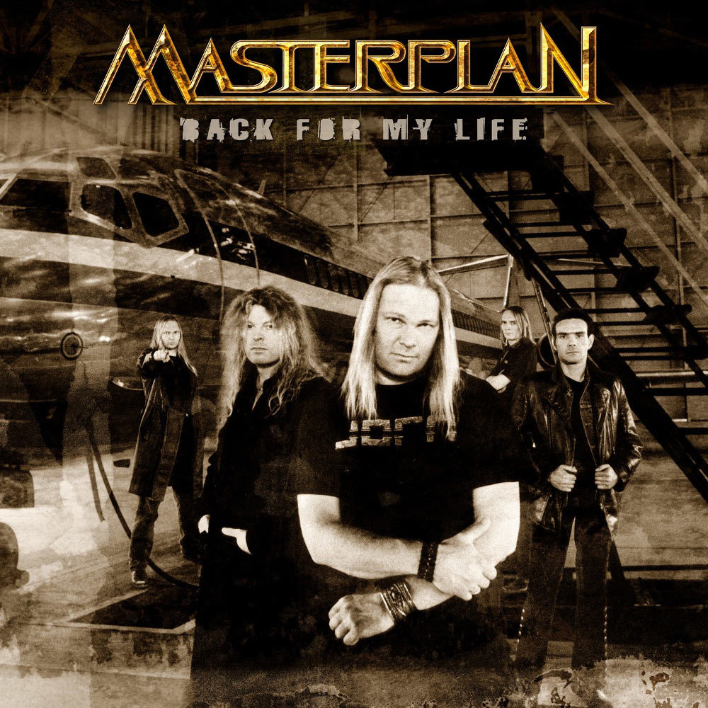 Masterplan - Back for My Life
