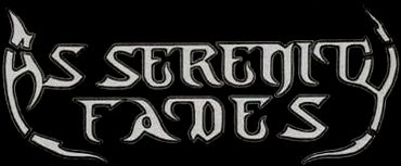 As Serenity Fades - Logo