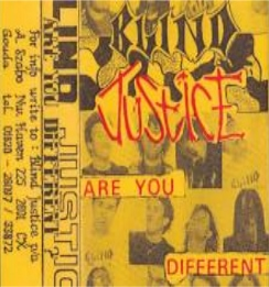 Blind Justice - Are You Different