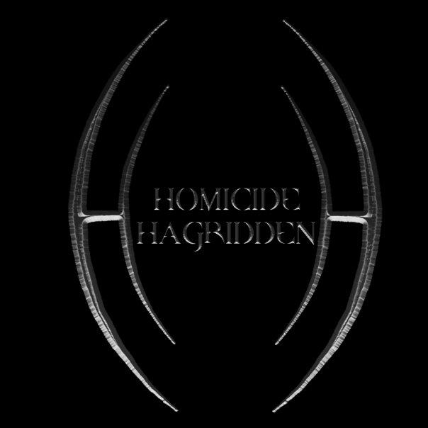 Homicide Hagridden - Logo