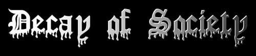 Decay of Society - Logo