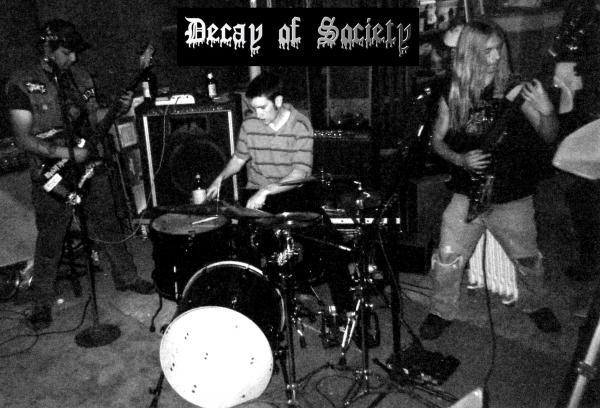 Decay of Society - Photo