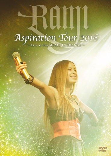 Rami - Aspiration Tour 2016 ~Live at Duo Music Exchange~