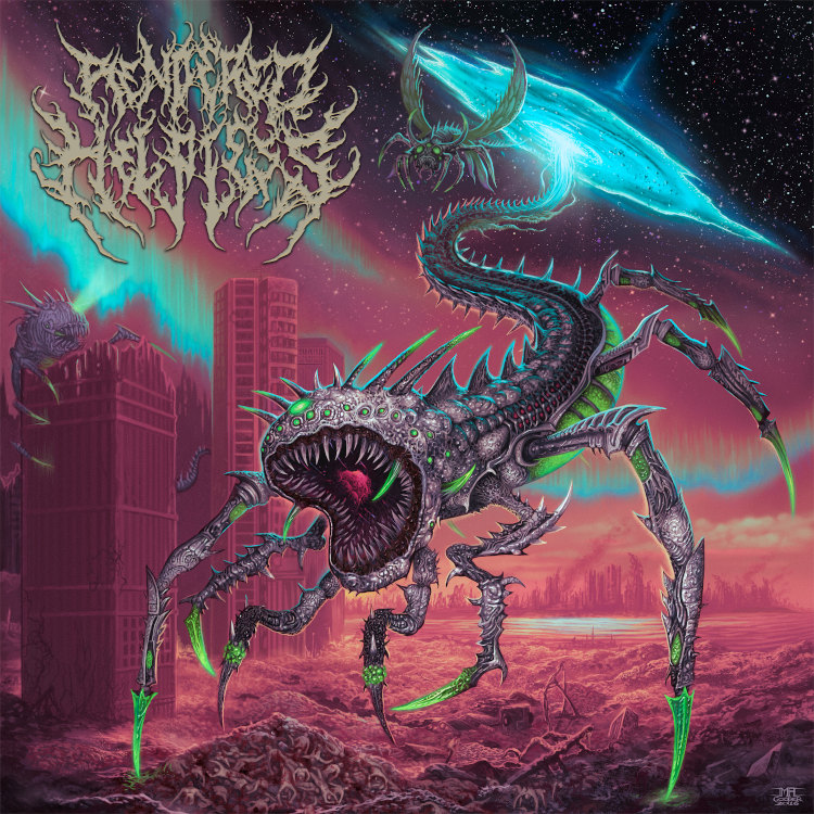 Rendered Helpless - Entities of Transdimensional Emergence