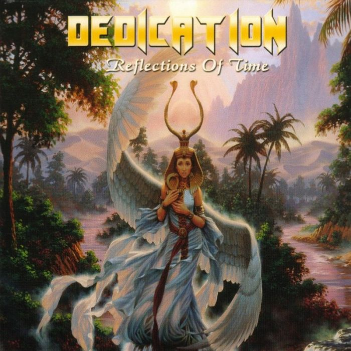 Dedication - Reflections of Time