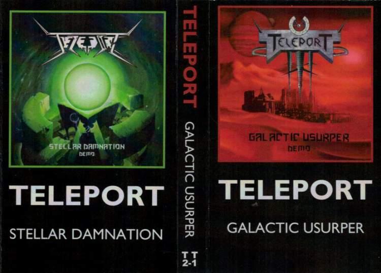 Teleport - Galactic Usurper / Stellar Damnation