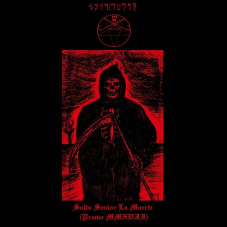 Black Goat - Salve senior la muerte (Promo MMXVII)