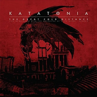Katatonia - The Great Cold Distance (Live in Bulgaria with the Orchestra of State Opera - Plovdiv)