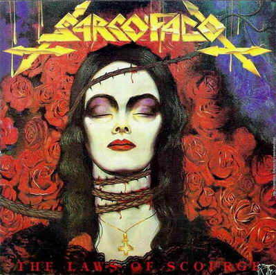 <br />Sarcófago - The Laws of Scourge
