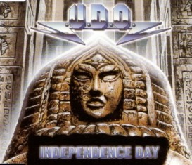 U.D.O. - Independence Day