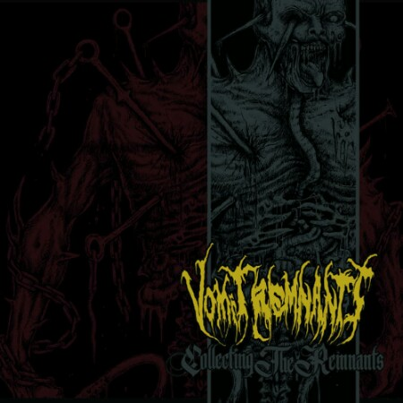 Vomit Remnants - Collecting the Remnants