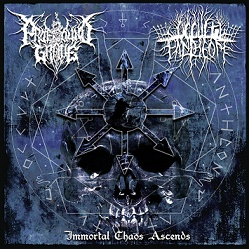 Occult Pantheon / Profound Grave - Immortal Chaos Ascends