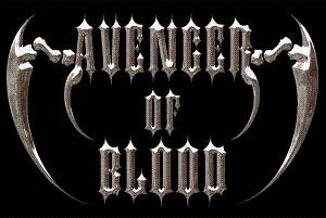 Avenger of Blood - Logo