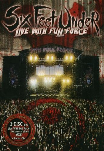 Six Feet Under - Live with Full Force