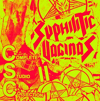 Syphilitic Vaginas - Complete Studio Collection II
