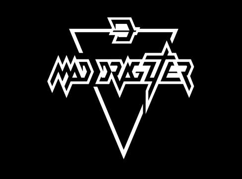 Mad Dragzter - Logo