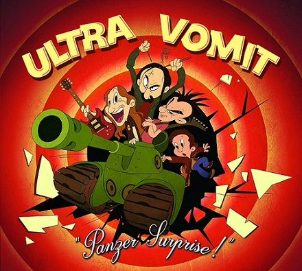 Ultra Vomit - Panzer Surprise!