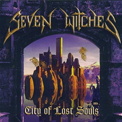 Seven Witches - City of Lost Souls