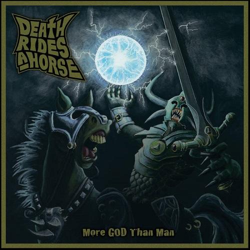 Death Rides a Horse - More God than Man