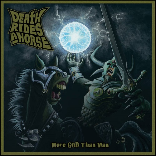 Death Rides a Horse - More God than Man