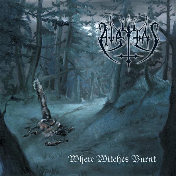 Atritas - Where Witches Burnt