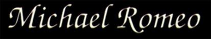 Michael Romeo - Logo
