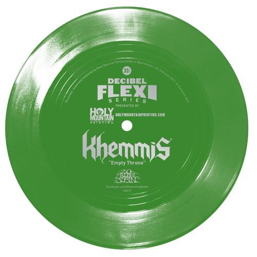 Khemmis - Empty Throne