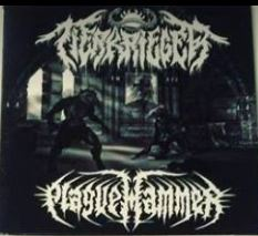 Tierkrieger / Plaguehammer - Tierkrieger / Plaguehammer