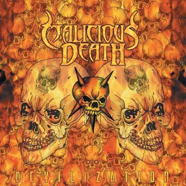 Malicious Death - Devilization